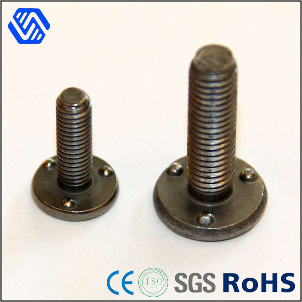 carbon steel black wheel bolt