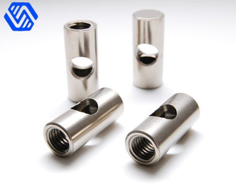 CNC milling Stainless steel Bicycle connectors