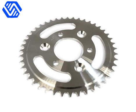 Custom made Stainless Steel Gear