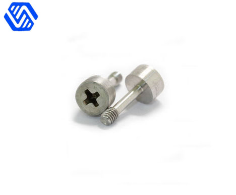 Small Phillips Round Head Stainless Steel Sem Bolt