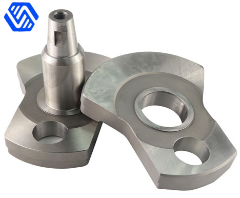 Automobile Engine Hardening Crankshaft